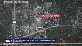 Victim says he was followed from ATM
