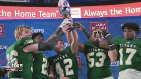Blessed Trinity wins 4A state title