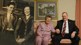 Ga. couple celebrates 76 years of marriage