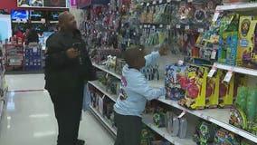 Atlanta police holds 'Santa Cop' event for children