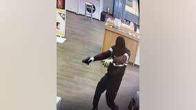 Police searching for armed Forest Park robbery suspect