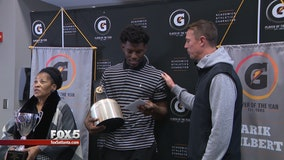 Marietta TE Arik Gilbert named Gatorade National Football Player of the Year