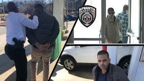 Alpharetta police make arrest in attempted bank robbery