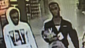 Police search for 2 men for car break-ins