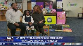 Atlanta child writes children's book