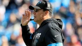 Panthers fire Ron Rivera after 9 seasons