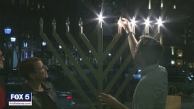 Brookhaven marks 5th night of Hanukah