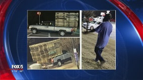 Henry County police search for truck driver involved in hit and run