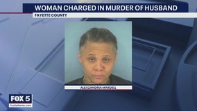 Police: Woman arrested for stabbing husband in Fayetteville