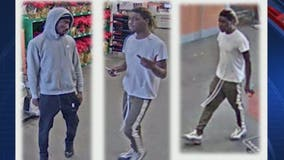 Search for Conyers Home Depot shoplifting suspects