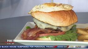 Burgers with Buck: Restaurant 10