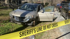 GBI: Suspect killed following chase into City of South Fulton, deputy injured