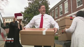 Church donates books to 70 metro Atlanta elementary schools