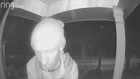 Athens porch pirate caught on camera