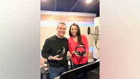 Alyse Eady and Paul Milliken record original Christmas song