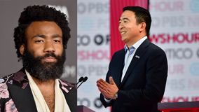 Donald Glover takes on creative consultant role for Andrew Yang's campaign