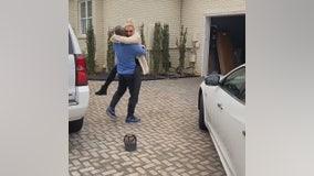 Josh Donaldson surprises mom with Maserati for quitting smoking