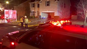 Lilburn home damaged during fire
