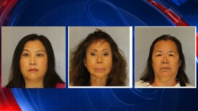 Police: 3 arrested in Georgia undercover massage parlor sting