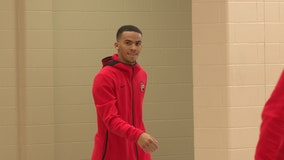 Archer High School basketball players gets surprise from NBA All-Star