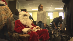 49th annual Atlanta Fire Rescue Station 16 Christmas party