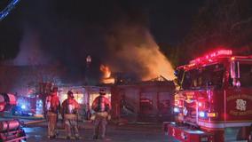 2 escape from dangerous Chamblee warehouse fire