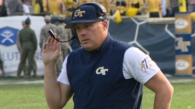 Geoff Collins' first season at Georgia Tech comes to close
