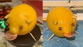 'Lemon piglet' is the New Year's tradition you didn't know you needed