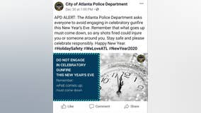 Police: Celebratory gunfire is dangerous and illegal