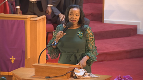 First female pastor installed at 100-year-old Oakland church