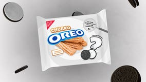Oreo reveals churro-flavored cookie as its latest 'Mystery Oreo'