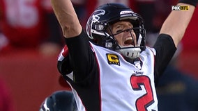 Matt Ryan leads Falcons to late win over 49ers