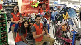 Parkview High School JROTC collects more than $50,000 for Toys for Tots