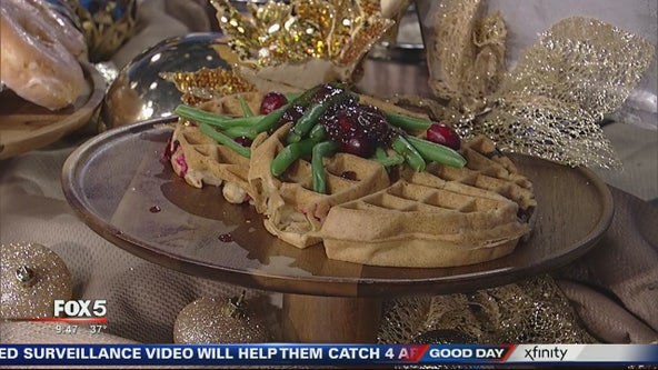 Holiday cooking with College Park brunch restaurant