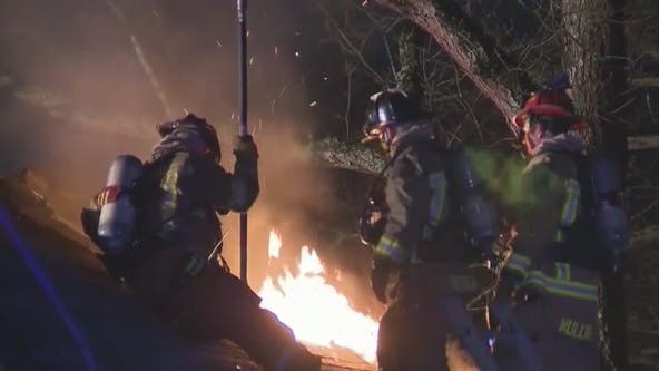 Atlanta firefighters could soon see pay raise