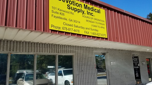 Medical supply companies close doors after FOX 5 I-Team investigation