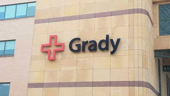 Grady Memorial Hospital on 'total diversion' until Wednesday due to pipe burst