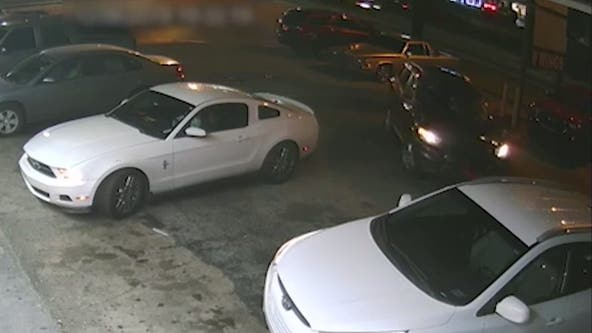 New surveillance video released in shooting death of Atlanta mother