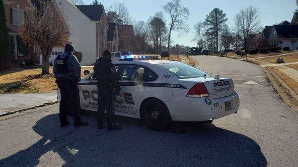 Police: SWAT team called after shots fired in Gwinnett County home