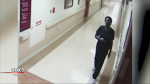 Deputies: She wears scrubs, but steals credit cards from hospital