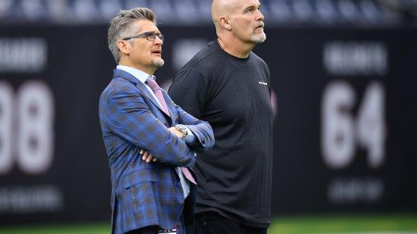 Dimitroff, Falcons staff preparing for all-virtual NFL Draft