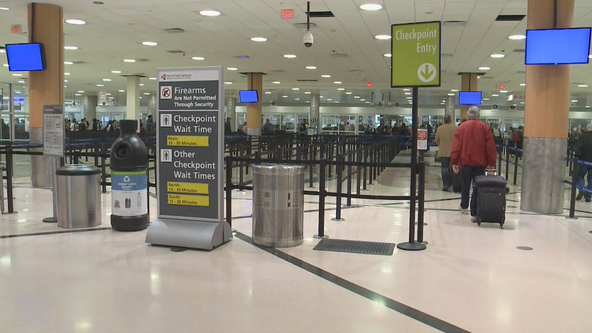 Atlanta airport continues topping list of most guns found at checkpoints