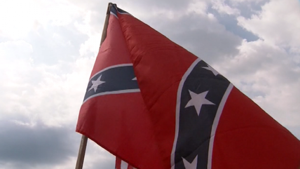 Confederate group sues Georgia city over rebel flag removal