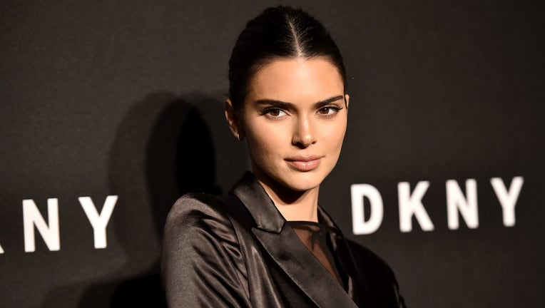 NEW YORK, NEW YORK - SEPTEMBER 09: Kendall Jenner attends the DKNY 30th Anniversary party at St. Ann's Warehouse on September 09, 2019 in New York City. (Photo by Steven Ferdman/Getty Images)