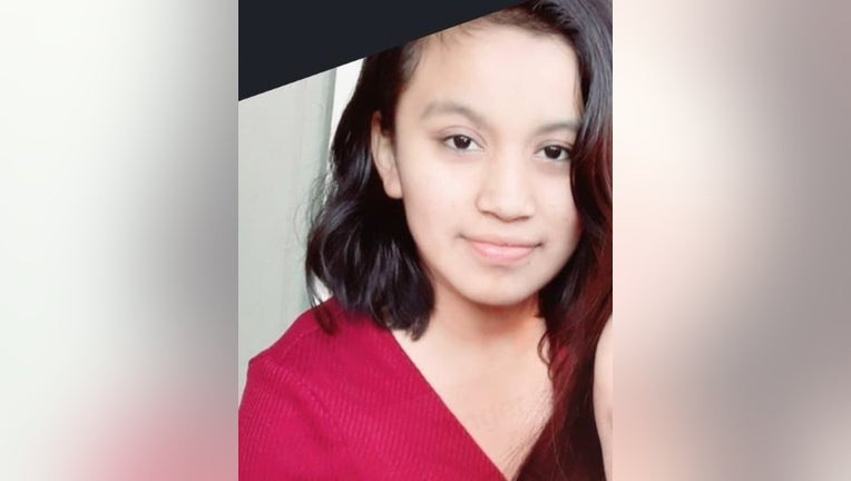 Aura Tzi was reported missing for southeast Houston.