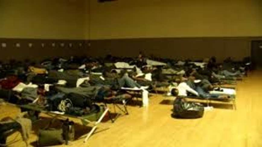 Warming center in Atlanta open through Thursday morning