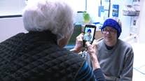 82-year-old volunteer shares hugs, hope as Atlanta hospital's 'hat lady'