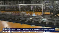 Amazon to open new warehouse in Newnan