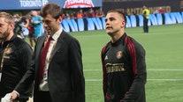 Atlanta United deals popular MF Villalba to Paraguayan club