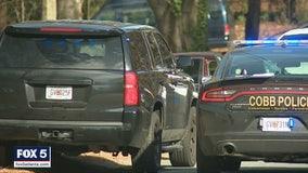 Officials: Cobb County police shoot, kill murder suspect